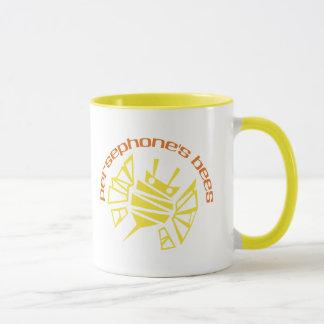 Bee-logo Mug