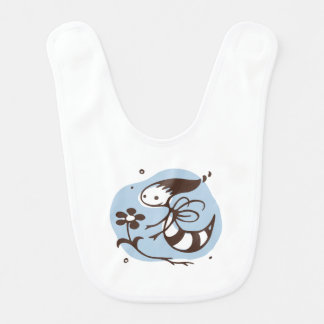 Bee Love Baby Bib