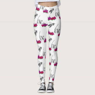 Bee love leggings