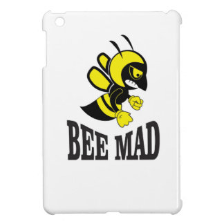 bee mad bee iPad mini cover