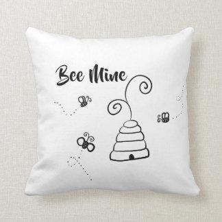 Bee Mine Pillow
