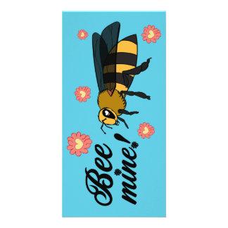 Bee Mine - Valentine Card