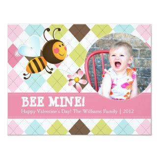 Bee Mine | Valentine's Day Card