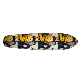 Bee movie awkward photo skateboard