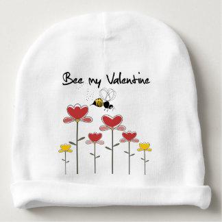 Bee my Valentine Little one! Baby Beanie