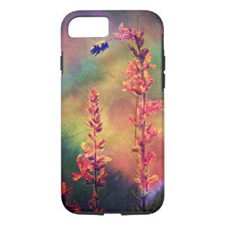Bee N Wildflowers Diamond iPhone 7 case