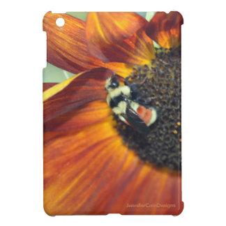 Bee on a Flower iPad Mini Covers