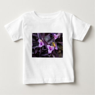 Bee on Flower Baby T-Shirt