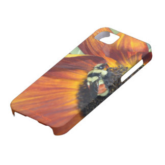 Bee on Flower iPhone 5 Cover