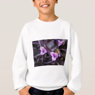 Bee on Flower Sweatshirt