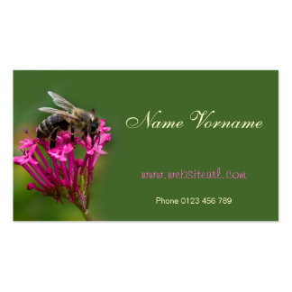 Bee Pack Of Standard Business Cards