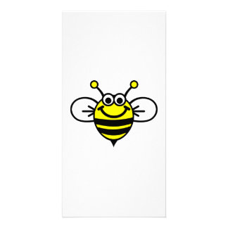 Bee Picture Card