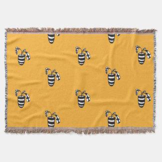 Bee Planter Blanket