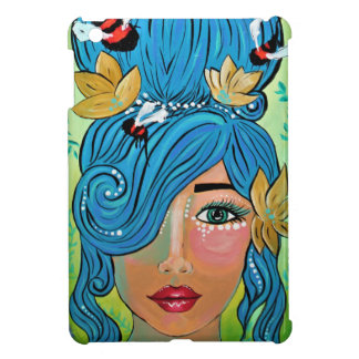 Bee Queen iPad Mini Cover