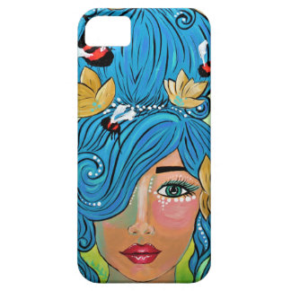 Bee Queen iPhone 5 Covers