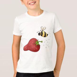 Bee Strawberry T-Shirt