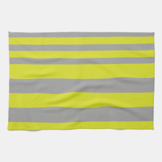 BEE stripes to clear Kitchen Towel