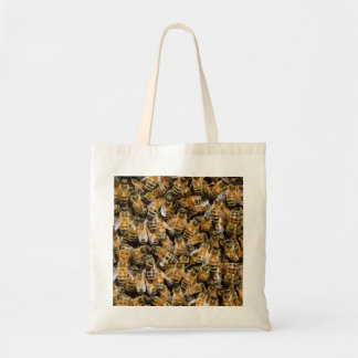 Bee Swarm Tote Bag
