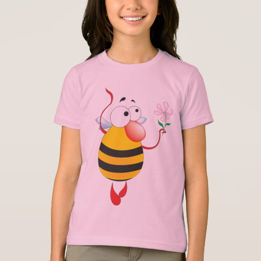 Bee Sweet Shirt for Kids