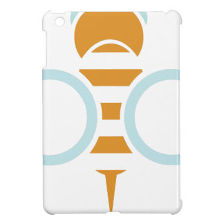 Bee Symbol iPad Mini Cover