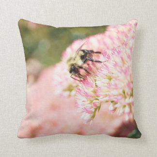 "Bee, Throw Pillow 16"" x 16"""