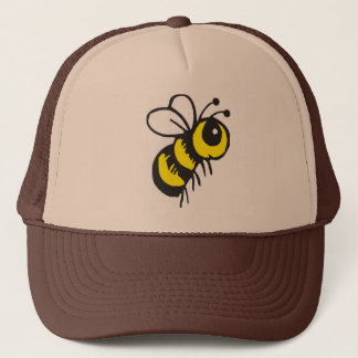 Bee Trucker Hat