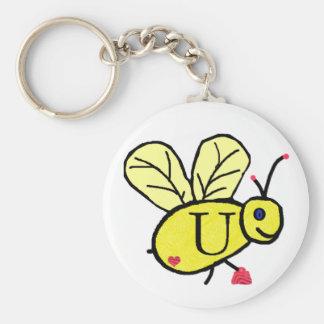 BEE U Key chain