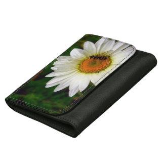 Bee-utiful leather wallet