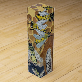 bee wine box
