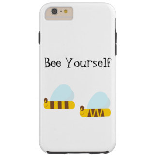 Bee Yourself iPhone Case