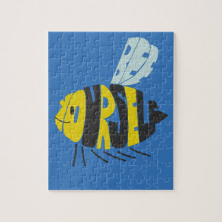 Bee Yourself Jigsaw Puzzle