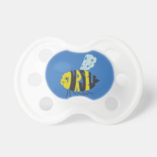Bee Yourself Pacifier