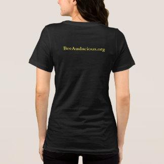 BeeAudacious.org - Bold Fem Tee