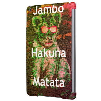 Beeautiful Lovely  lion cub hakuna matata iPad Air Cases