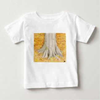 Beech Feet Baby T-Shirt