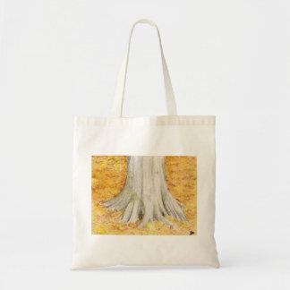 Beech Feet Tote Bag