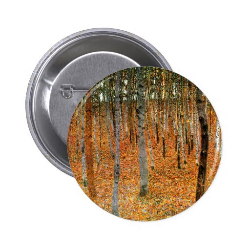 Beech Forest by Gustav Klimt Pins