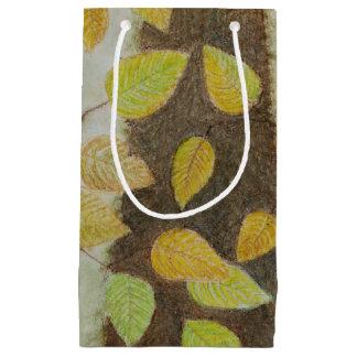 Beech Leaves Small Gift Bag