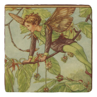 Beech Tree Fairy by Vision Studio Trivet
