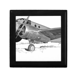 Beechcraft_AT-10_Wichita_on_the_ground_c1942 Gift Box