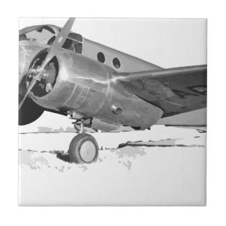 Beechcraft_AT-10_Wichita_on_the_ground_c1942 Tile