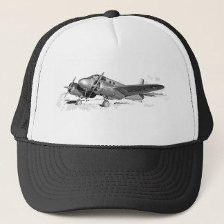 Beechcraft_AT-10_Wichita_on_the_ground_c1942 Trucker Hat