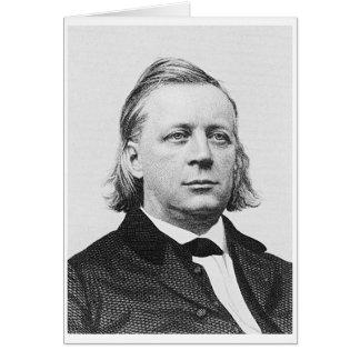 Beecher ~ Henry Ward / Clergyman Abolitionist Greeting Card
