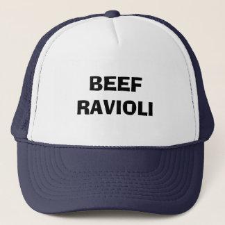 BEEF RAVIOLI HAT