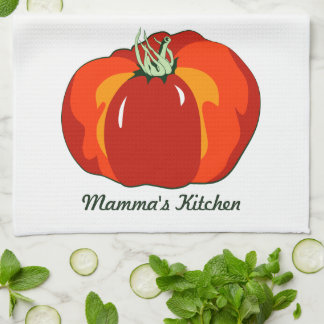 Beefsteak Tomato Kitchen Towel