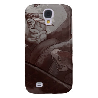 Beefy the Barbarian iPhone3 case