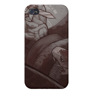 Beefy the Barbarian iPhone4 case iPhone 4 Cases
