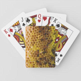 Beehive Closeup Poker Deck
