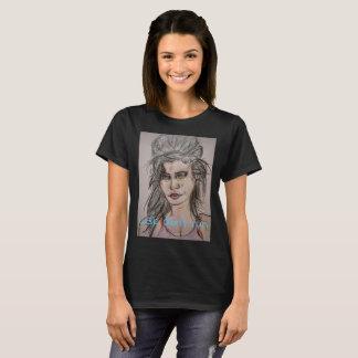 Beehive Girl walk don't run T-Shirt
