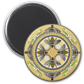 Beehive magnet
